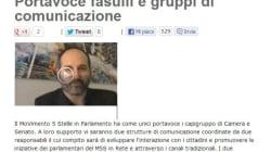 Grillo sul blog: