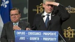 Le gouvernement Harper craint les