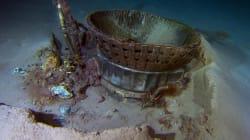 Les premières images d'Apollo 11 sortie des