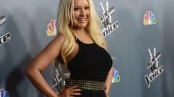 WATCH: Christina Aguilera Tones Down Her