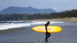 Ucluelet Offers a Wild West Coast