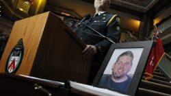 Cop's Killer 'Wasn't Operating In Our World' Says