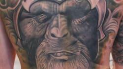 Les plus beaux tatouages du Mondial 2013 de