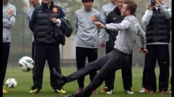 En Chine, Beckham essaie de tirer un coup