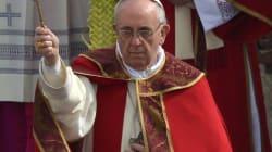 Domenica delle Palme, Papa Francesco: