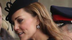 Boom di richieste per il naso reale di Kate