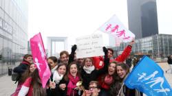 Paris: une manif pour tous, le 24