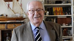 Jean-Marie Le Pen candidat aux européennes de