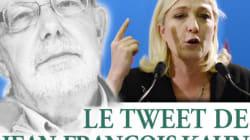 Continuez comme ça, Marine Le Pen est