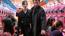 Premières photos de «Wolverine» au Japon
