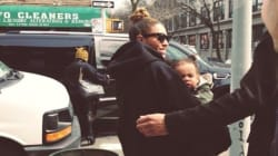 LOOK: Blue Ivy Carter Rocks Out In Timberland