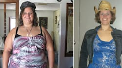 How This Woman Dropped 136 Pounds -- And Is Still
