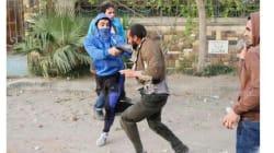 Egitto, violenza al contrario: la foto che sconvolge il