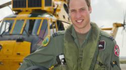 William pilota Raf, la tipica giornata di lavoro del principe
