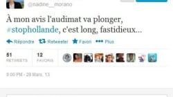 Revivez l'interview de Hollande comme si vous aviez Morano assise sur votre