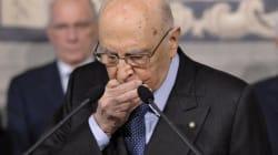 Stallo totale, Napolitano tentato dal governo di