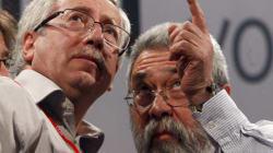Los sindicatos creen que la bajada del paro es desigual y