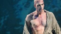 «Frankenstein», au Théâtre Denise-Pelletier: Créature
