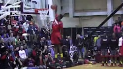 WATCH: Canadian Phenom Throws Down Massive