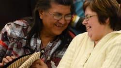 Un leader autochtone commence à son tour une grève de la faim contre
