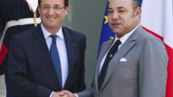 Hollande en visite d'Etat au Maroc sur fond de scandale politique à
