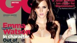 Emma Watson ne respecte plus le code vestimentaire de