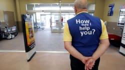 Why Was An Elderly Walmart Greeter Pepper