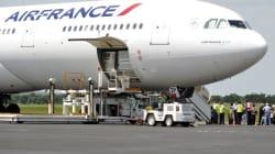 Une pro-palestinienne débarquée d'un avion : Air France