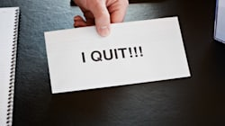 When Quitting Is the Right