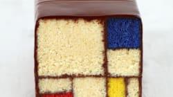 Des desserts inspirés des chefs-d'oeuvre de l'art