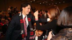 Justin Trudeau's Bright