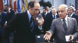 Le rapatriement de la Constitution, un coup