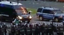Calcio, scontro tra tifosi prima del derby tra Roma e Lazio: accoltellato tifoso