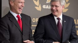 Harper Honours Hockey
