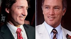 Trudeau Recalls Dad's Glory