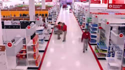 WATCH: Target Invades Canada At 'Warp