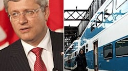 Harper Tories Deny They Turned Trains