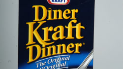Kraft Dinner Removing Synthetic