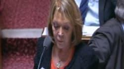 Une sénatrice UMP :