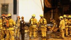 Montréal-Nord: un établissement est incendié pour une 3e