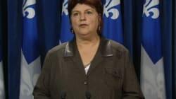 Compressions dans les CPE: la ministre de la Famille annonce une