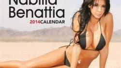 Nabilla sort un calendrier pour