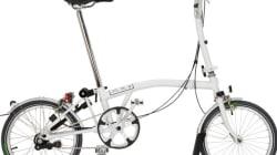 Biciclette come mobili. Il trend? Pieghevoli