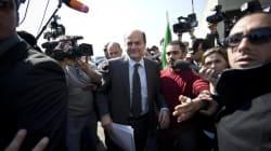 Pierluigi Bersani a Corviale torna a dire no ad uno scambio
