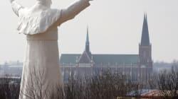 Jean Paul II prend de la