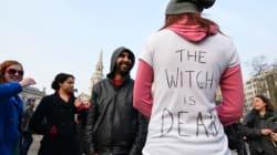 Londres: des anti-Thatcher fêtent sa