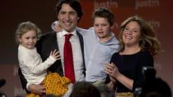 Trudeau Wins Liberal