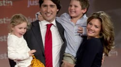 Trudeau's Wife