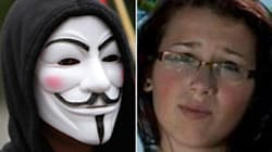 Anonymous Stages Protest To Demand Justice For Dead