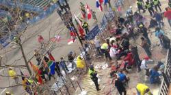 Deux explosions au marathon de